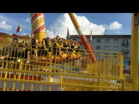 Super Fresbee - Euro Luna Park... Milano, Italia
