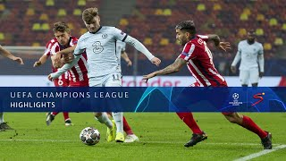 UEFA Champions League | Round of 16 | Atletico Madrid v Chelsea | Highlights
