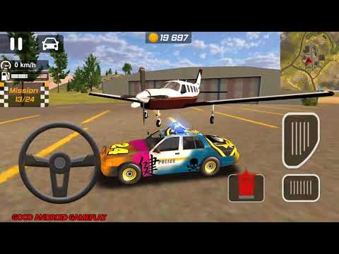 Police Drift Car Driving Simulator #5 - Special Edition Police Vehicle Android GamePlay FHD