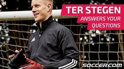 Marc-Andre ter Stegen Answers Questions from Twitter and Instagram | Extra Time