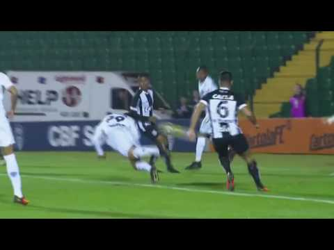 Figueirense 1 x 1 Atlético MG, GOLS   Campeonato Brasileiro 2016