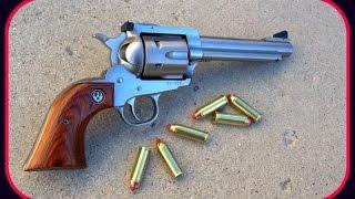 Ruger Super Blackhawk .44 Mag - Dirty Harry's Backup Revolver