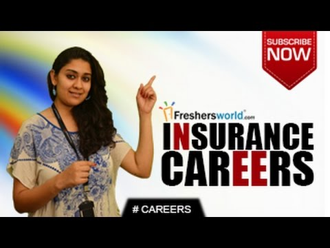 CAREERS IN INSURANCE – LIC,Graduate Jobs,Insurance companies,General Insurance,Training