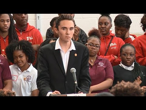Download Youtube: Marjory Stoneman Douglas students attend #NeverAgain rally | ABC News
