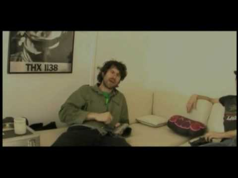 Gruff Rhys & Boom Bip SpecialTen Interview
