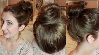 3 Ways To Do A Perfect Messy Bun | spreadinsunshine15