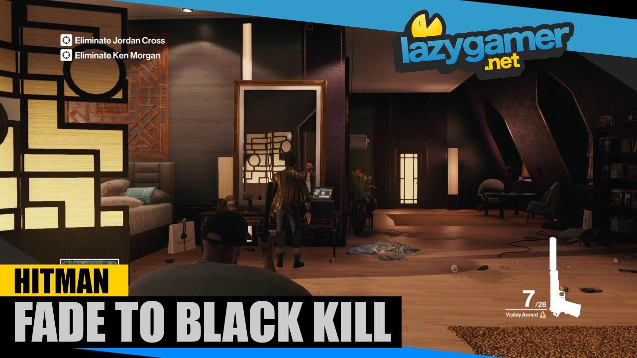 Hitman Episode 4 Bangkok Club 27 Guide Critical Hit