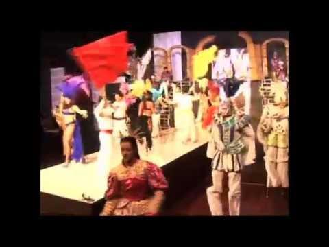 OPENING MISS GLOBE VENEZUELA 2012