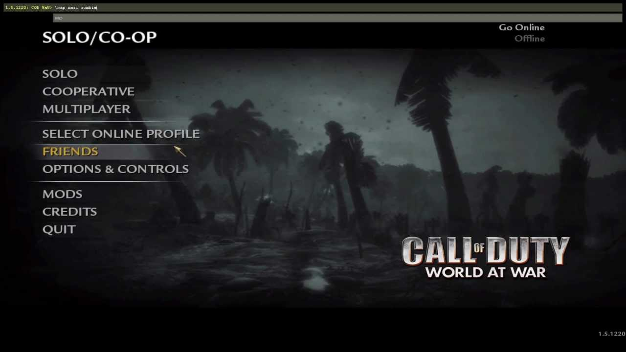 How To Download And Install Custom Zombie Maps Into Call Of Duty: World At  War [v.1.5] (MAC)