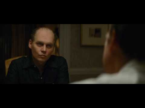 Black Mass - 'Just Sayin' First Look - Johnny Depp