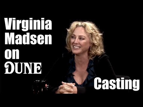Virginia Madsen on Dune - Casting