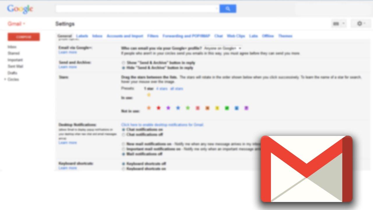 Thêm chữ ký vào cuối mỗi email trong Gmail