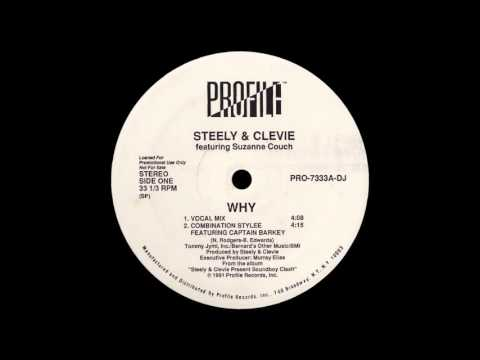 Steely & Clevie Featuring Suzanne Couch – Why (Vocal Mix)