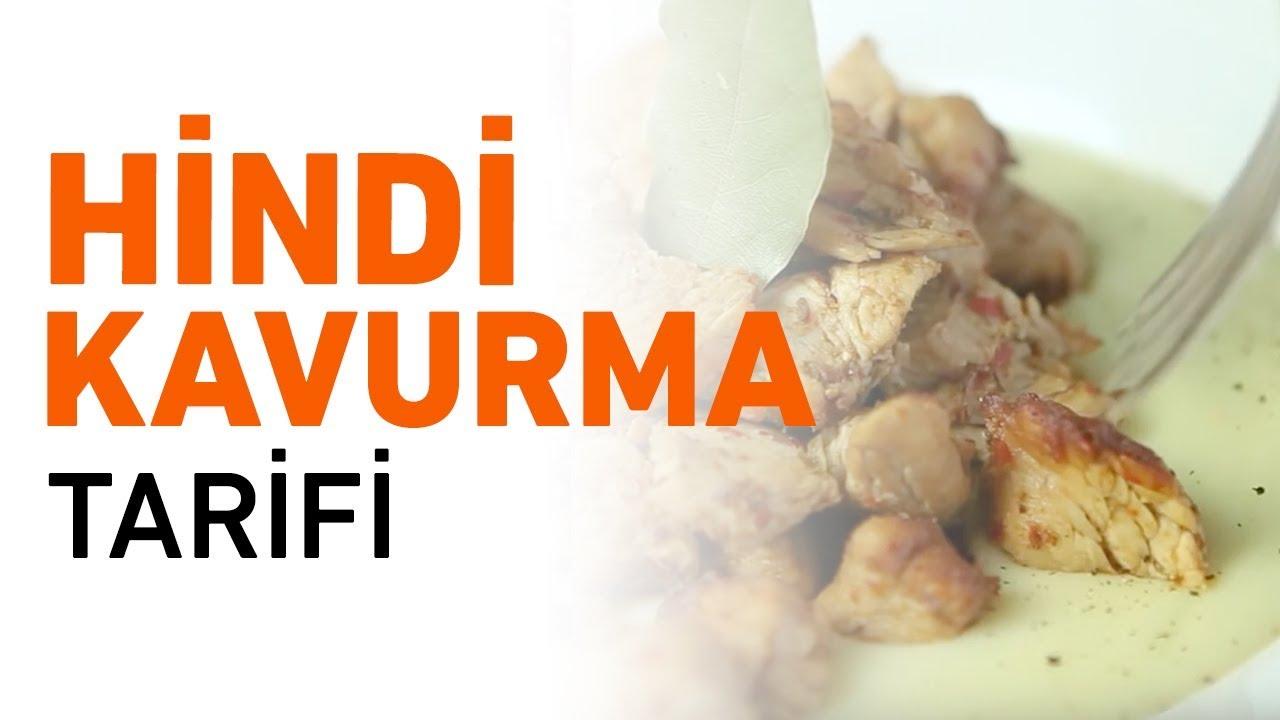 Hindi Eti Yapımı Videosu