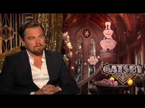 The Great Gatsby - Leonardo DiCaprio Interview - Official Warner Bros. UK
