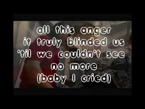 Don't Cry - Park Bom English Version [karaoke]