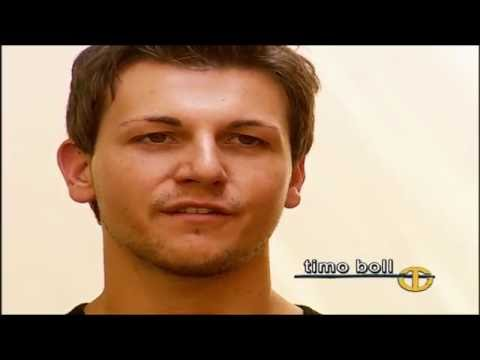Timo Boll on Trans World Sport