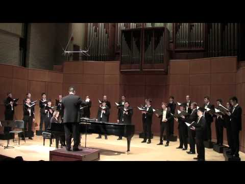 Good-Night (Matthew Emery) TTB and Piano: UBC Men's Choir
