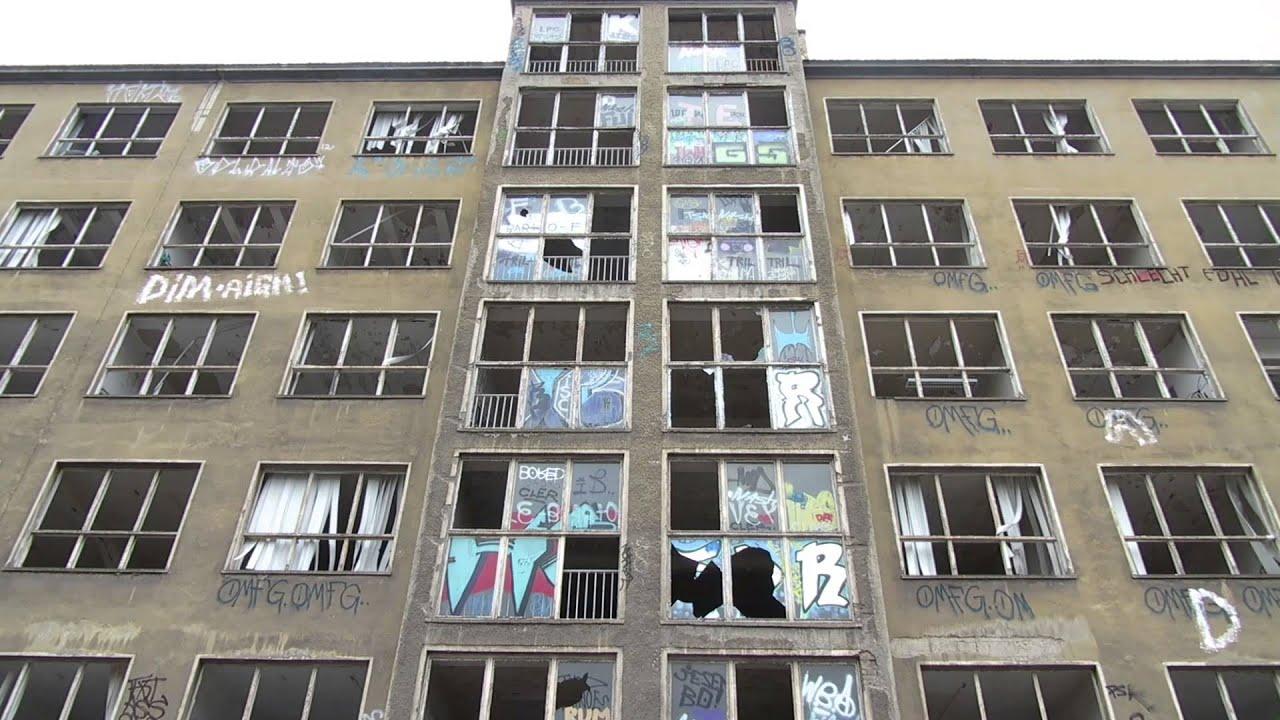 berlin abandoned building at stralauer platz 1 youtube. Black Bedroom Furniture Sets. Home Design Ideas