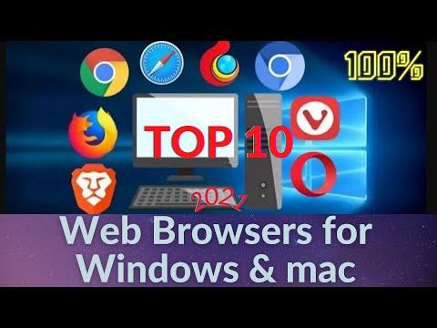 2020 Top 10 Web VPN Browsers,Torrent, Speed For Windows & Mac,