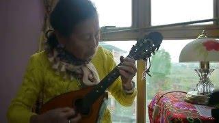 Nụ cười (Nhạc Nga )Mandolin Việt Dung