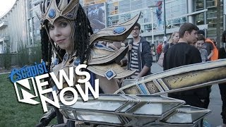 BEST COSPLAY BLIZZCON 2013