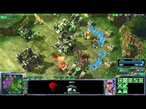 StarCraft 2 - [Z] Infestor Ultralisk Late Game Zerg Play PART 2 - Strategy