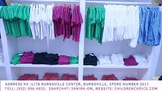 Children's Choice Store. Burnsville center , Minnesota