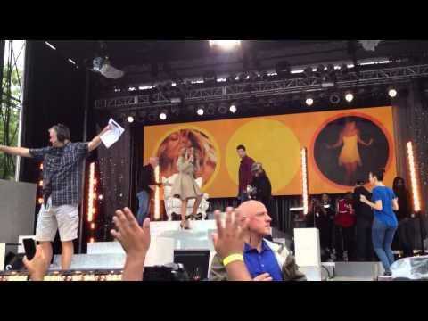 Mariah Carey - Babydoll (A Cappella) - Good Morning America Sound Check