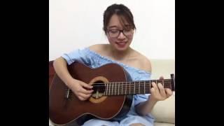 Bống bống bang bang ( OST TẤM CÁM ) guitar cover