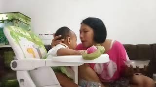 Anak vs mama