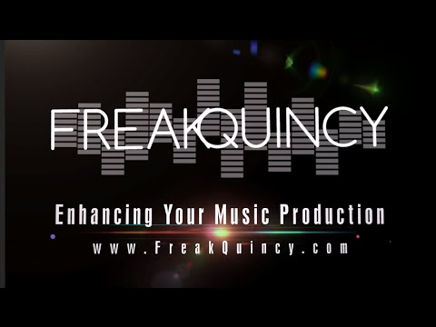 How to use FreakQuincy.com Sound Loops Construction Kits in Logic Pro X