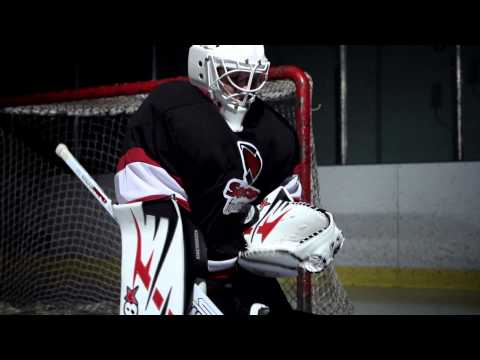 Brian's M-Series Goalie Gear Only At Source For Sports