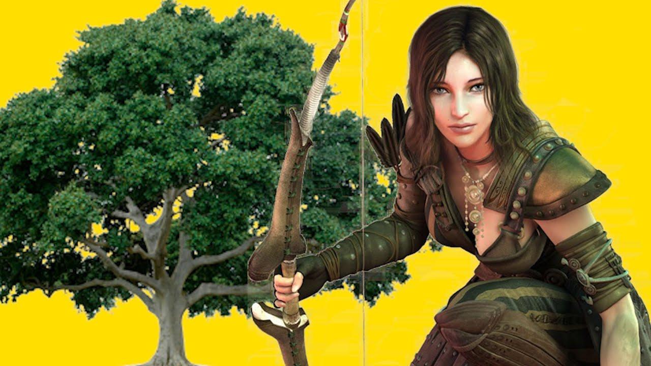 Floresta Do Mal Online for elfo protetor da floresta! - mais minecraft - youtube