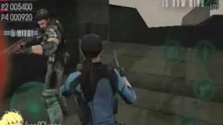 [LOQUENDO] Resident Evil The Mercenaries VS (Iphone)
