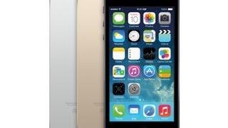 iPhone 5S. Мои мысли о нём.