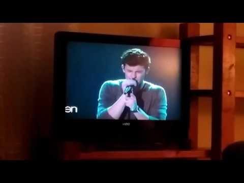 Shawn Mendes On Ellen! Performing Mercy