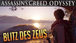 Assassin's Creed Odyssey #09 | Der Blitz des Zeus | Gameplay German Deutsch thumbnail