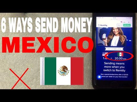 ✅  6 Ways To Send Money Abroad Internationally To Mexico 🔴
