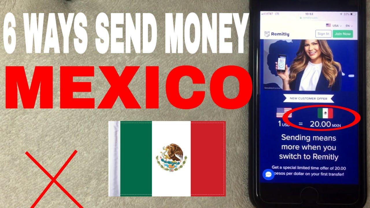 6 Ways To Send Money Abroad