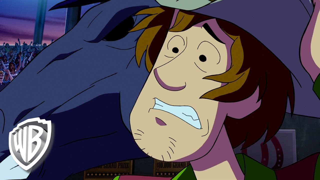 Download Scooby-Doo! | Shaggy's Showdown: Shaggy's Rodeo Ride