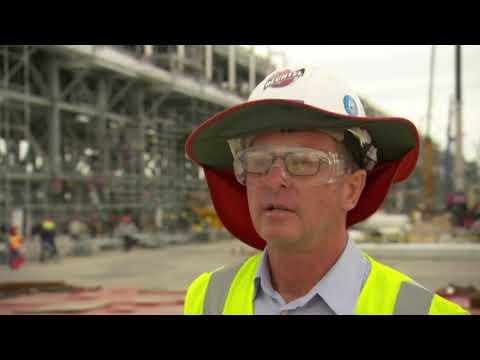 Curtis Island Liquefied Natural Gas - Queensland - Bechtel