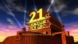 в стиле 20 век фокс 3d animation 20 century fox