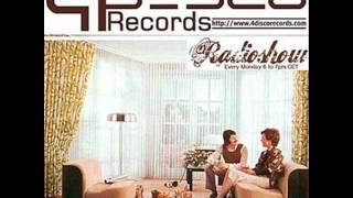 Joey Chicago @ 4DISCO Records Radioshow 2012-12-03 (Funky Disco French House Mix)