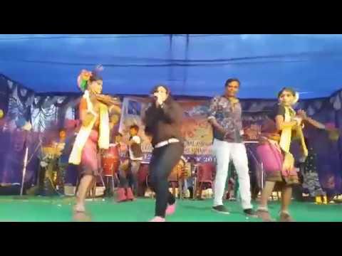 Jharana Pani (SaswatTripahy & Smita) Sambalpuri koshli Orchestra Video with sambalpuri dance HD !!