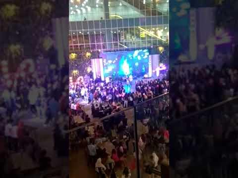 Sayang - Hanin Dhiya cover Hanin live