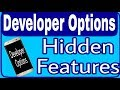 Hidden Features Of Android Mobile Developer Options You Should Know, Mobile Tricks In Hindi HD