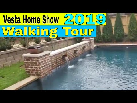 Vesta Home Show 2019 | Walking Tour All Houses