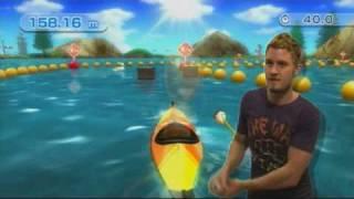 Gameplay - Wii Sports Resort (Kayaking)