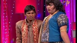 Jabardasth - Roller Raghu Performance on 30th May 2013